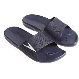 speedo Atami II Max Badslippers Heren, navy/white
